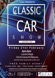LCAA Classic Car Show